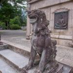 青葉城址 護国神社