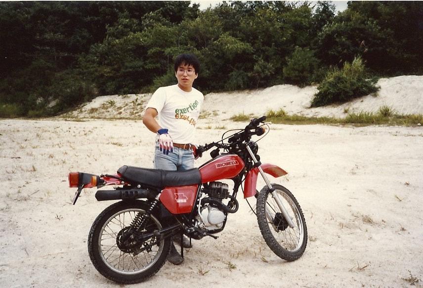 バイク XL-125S